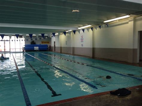 Look At Facilities | first look at new facilities indoor pool new location