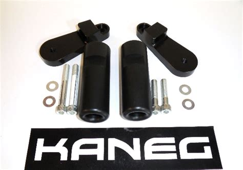 Frame Slider Cbr Facelift K45g crash knob suits honda cbr600rr 07 black