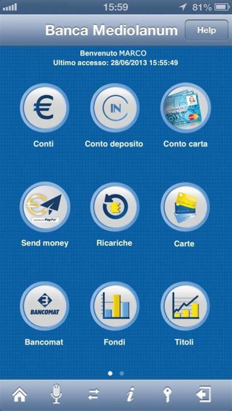 servizio clienti mediolanum mediolanum send money come funziona il servizio per