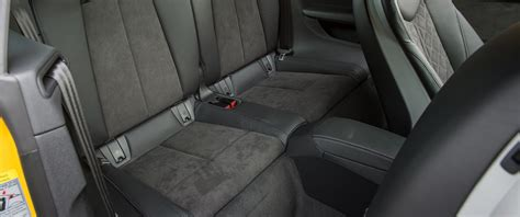 What Is Car Upholstery by What Is Alcantara Suede Is It Worth It Carwow