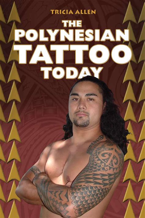 polynesian tattoo artist the easter island foundation promoting the conservation