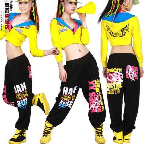 doodlebug jazzy hip hop theory new fashion hip hop jazz costumes harajuku mesh