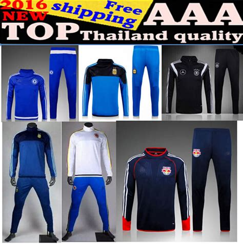 Jaket Hoodie Atletico Madrid Jaket Football Team buy 15 16 sport running football set jacket