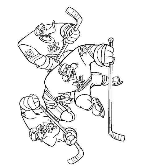 mighty ducks coloring pages mighty ducks coloring pages coloringpagesabc com