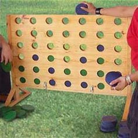 1000 Images About Outdoor Games On Pinterest Connect Backyard Connect Four