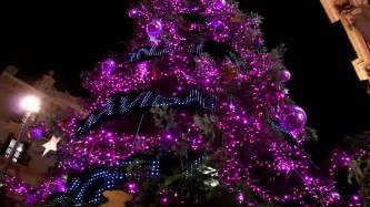 pink led tree lights high pink led light tree decorations