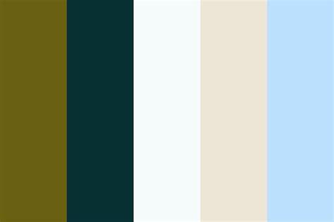 pacific color pacific color palette