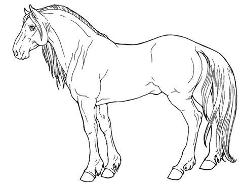 Free Line Art Mustang By Applehunter On Deviantart Free Line Drawings Of Animals