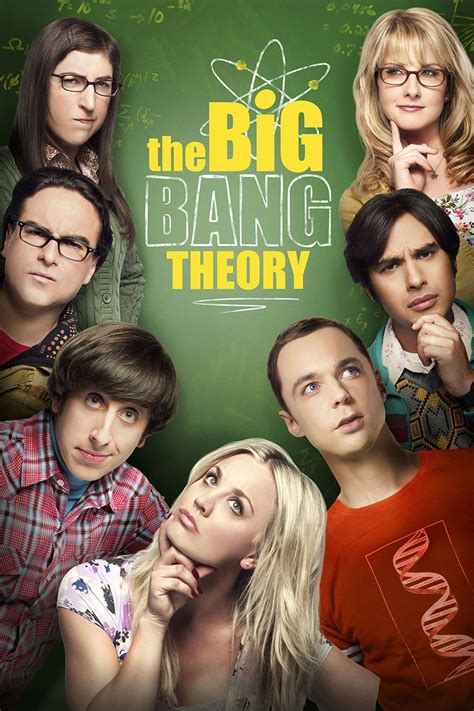 the big bagn theory the big theory tv series 2007 posters the