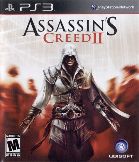assassin s creed ii 2010 macintosh box cover mobygames