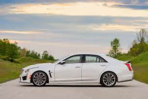 Cadillac Cts Ratings 2017 Cadillac Cts V Review Autoevolution
