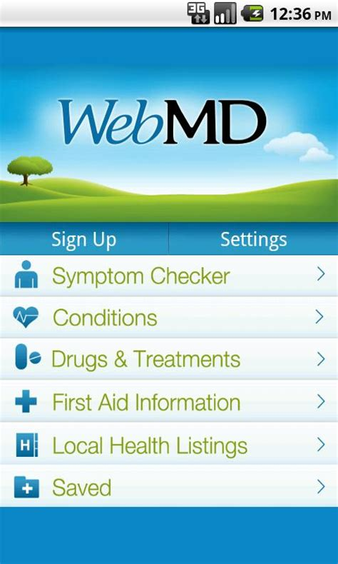 webmd mobile apps webmd for android android apps on google play