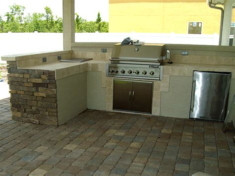 stucco outdoor kitchen the walls and backsplash ideas outdoor kitchen ideas