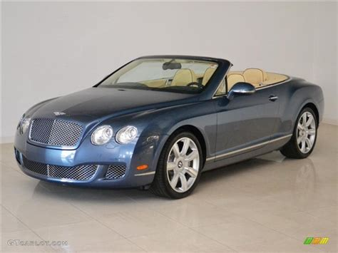 bentley blue color 2011 blue crystal bentley continental gtc 49135076 photo