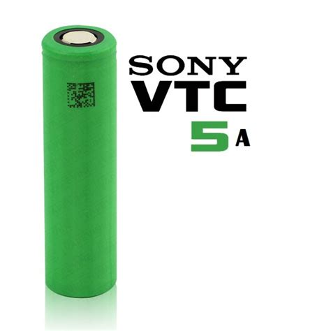 Battery Sony Vtc 5 By Bagja Vapor sony vtc5 2600m h 35 18650