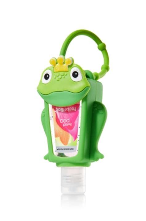 bath works frog prince pocketbac holder bath