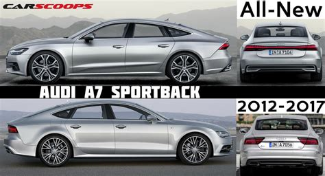 new audi a7 vs new audi a7 does prologue styling make it worth