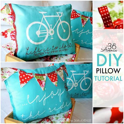 diy bed rest pillow diy pillow tutorial the 36th avenue bloglovin