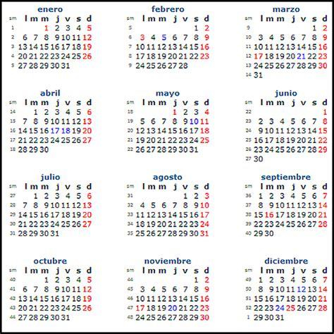 Calendario 2015 Mexico Con Dias Festivos Calendario 2014 Festivos Imagui