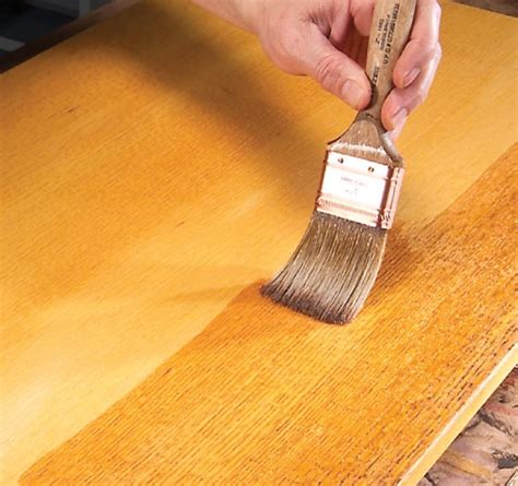 shellac woodworking tips techniques for fantastic oak finishes popular