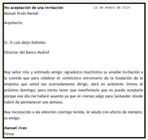 carta propuesta de seguros modelo de carta de aceptaci 243 n