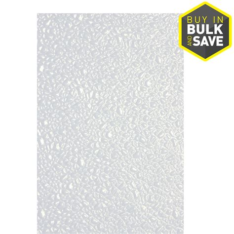bathroom wall panels lowes shop sequentia 48 in x 8 ft embossed fiberglass reinforced