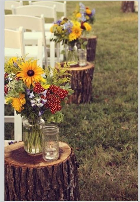 Outdoor Wedding Decorations: Ideas & Inspiration   Cragun