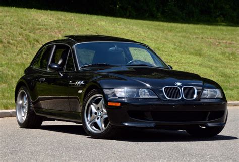 2002 bmw m coupe 44k mile 2002 bmw m coupe s54 for sale on bat auctions