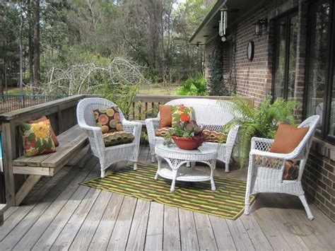 furniture front porch furniture with rug awesome front
