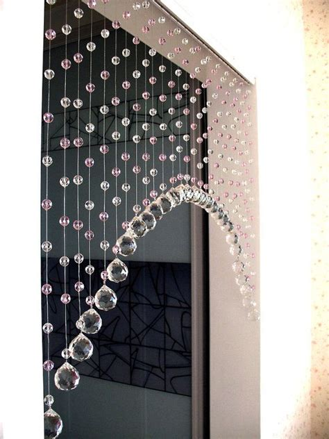 Beaded Home Decor | crystal beaded curtainglass beads curtain home decor by