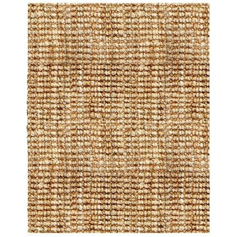 8 ft jute rug anji mountain andes 5 ft x 8 ft jute area rug amb0300 0058 the home depot