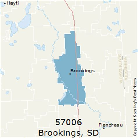 best places to live in brookings (zip 57006), south dakota