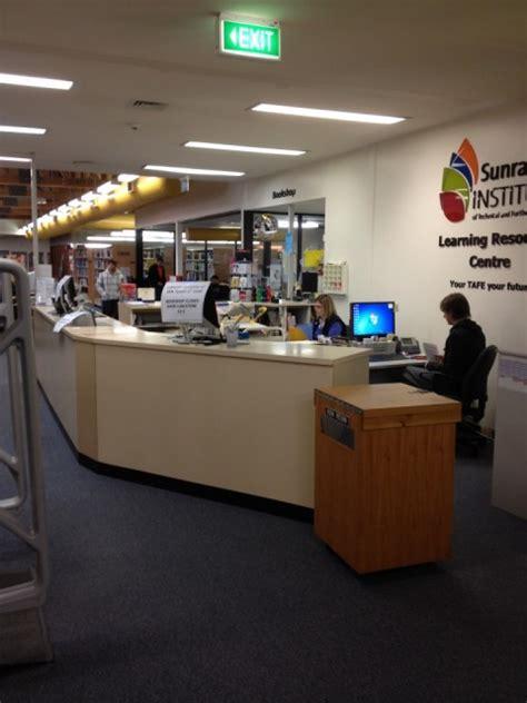 Circulation Desk Duties by Gambetta Library At Latrobe Mildura Studentvip