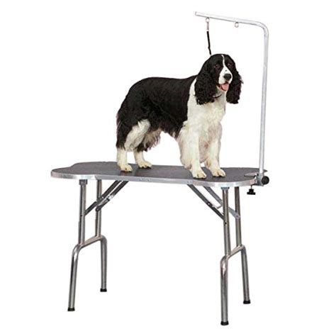 pros and cons of folding grooming tables for dogs petful