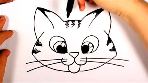 Possession By A Small Cat Step Hello Contact Lenses by How To Draw A Kitten Tabby Cat Drawing Cc