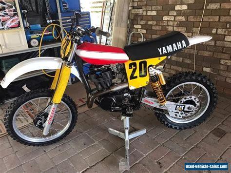 yamaha motocross bikes for sale yamaha 1978 for sale in australia