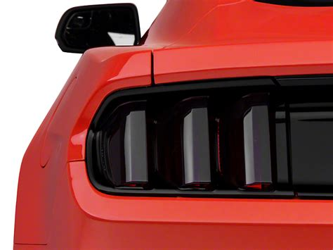tail light tint installation mustang tail light tint install images