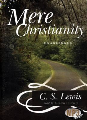 Mere Christianity Kekristenan Asali Cs Lewis you are my c s lewis