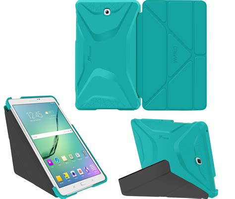 Roocase Origami - roocase origami slim shell with stand for samsung