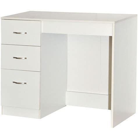 vanity desk with drawers riano white 3 dressing vanity desk bedroom