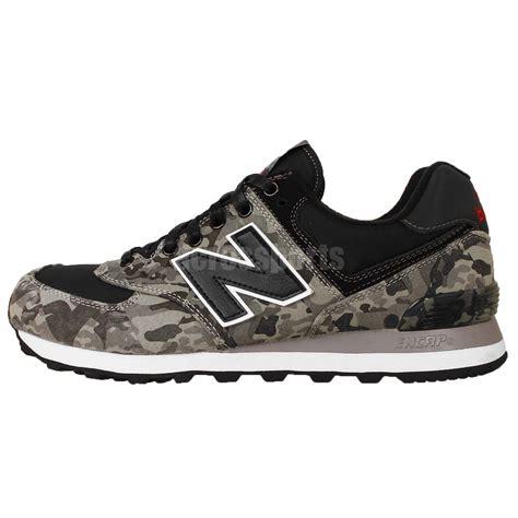 new balance ml574 camo camouflage pack mens fashion