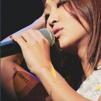 hyuna tattoo cross my top 10 kpop idols with tattoo s k pop amino