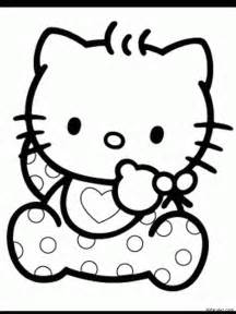 kitty halloween coloring pages bestofcoloring