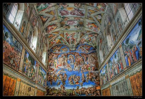 imagenes ocultas en la capilla sixtina por amor al arte miguel angel buonarroti