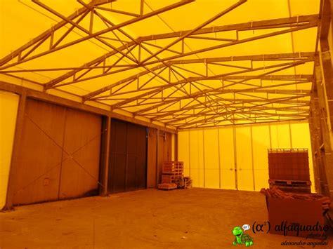 capannoni bologna tunnel in pvc capannone mobile su ruote bologna