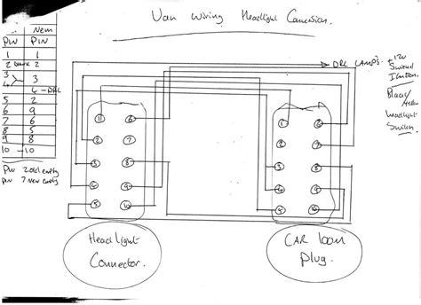 Vw T5 Facelift Headlight Wiring Diagram vw t5 facelift headlight diagram vw t4 forum vw t5 forum