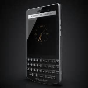 Blackberry Porsche Models Q And A Creating The Timeless Minimalism Of The Porsche