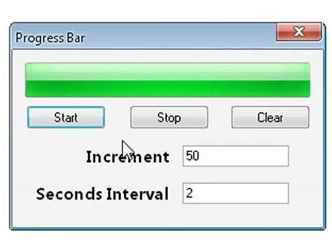 vb net tutorial progress bar visual basic 2008 2012 how to make a advanced progressbar in visual basic 2008