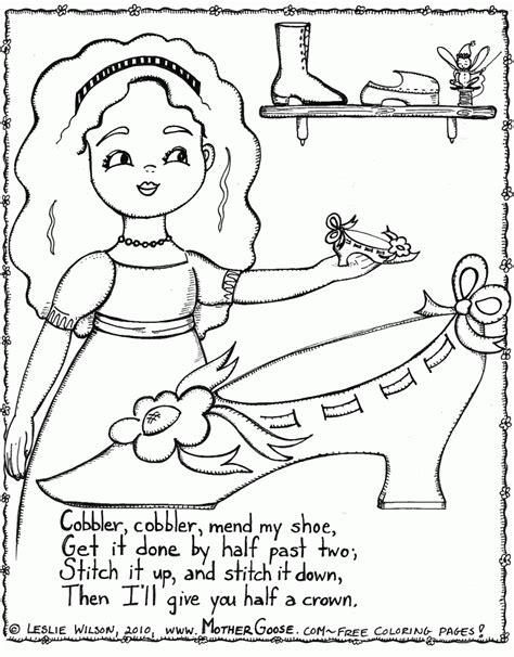 nursery rhyme coloring pages preschool preschool nursery rhymes coloring pages coloring home