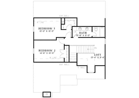 640 square feet floor plan european style house plan 3 beds 2 50 baths 2135 sq ft